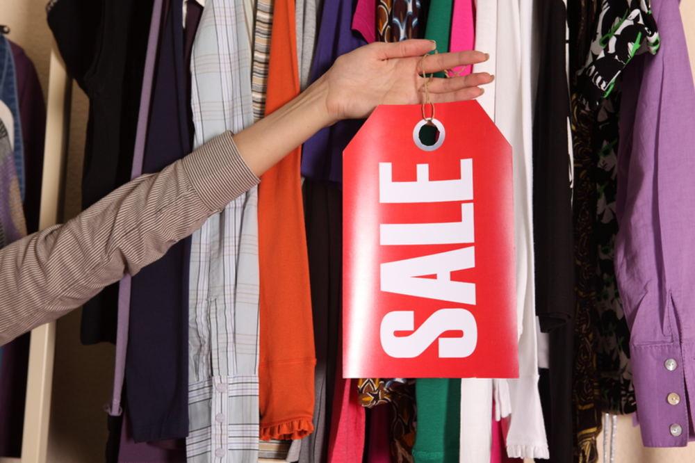10 помилок шопінгу на розпродажах