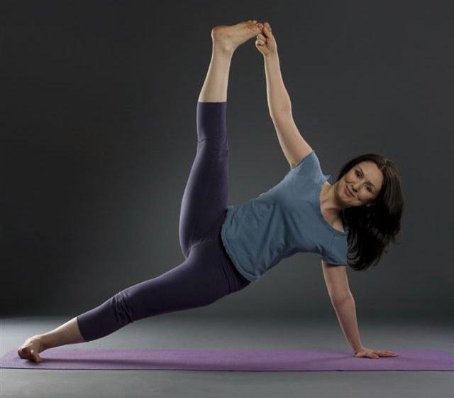 Айенгар-йога для жінок