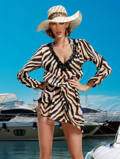 Як одягатися на пляжі
