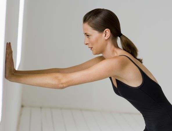 Як зміцнити м'язи грудей