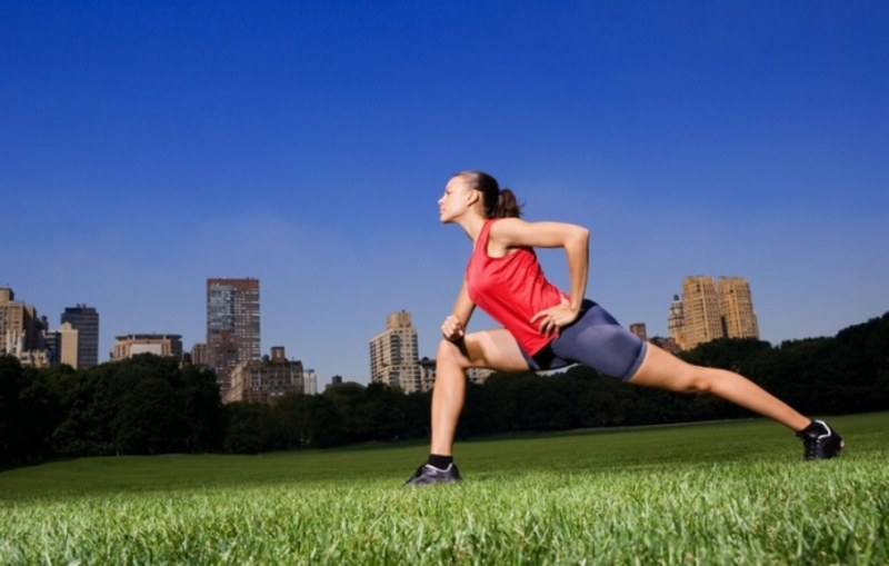 Як зробити ноги стрункішими
