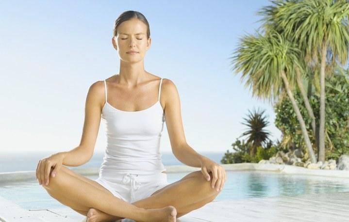 Йога як спосіб схуднення