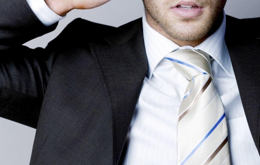 Краватка і запонки: мода, тенденції, правила вибору