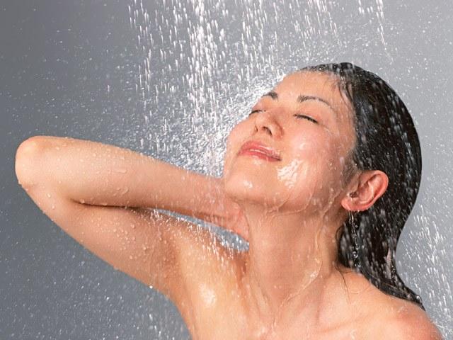 Лікувальна процедура: душ Шарко