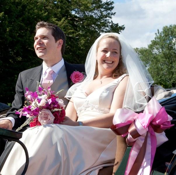Наречений і наречена: розподіл весільних обов'язків