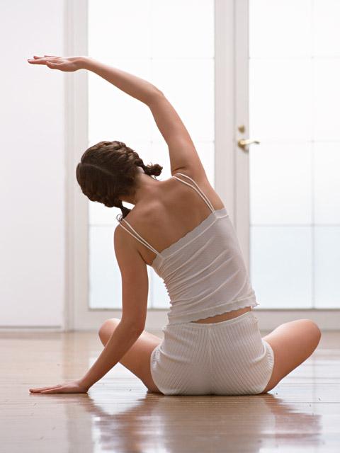 Про йогу з усією серйозністю