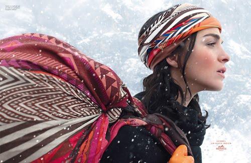 Речі-легенди: хустки і шарфи Hermes