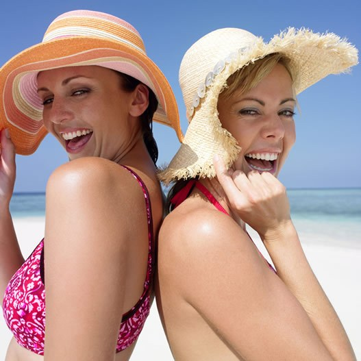 Що з косметики брати у відпустку?