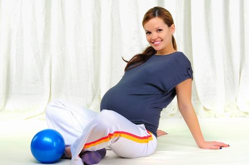 Спорт і вагітність
