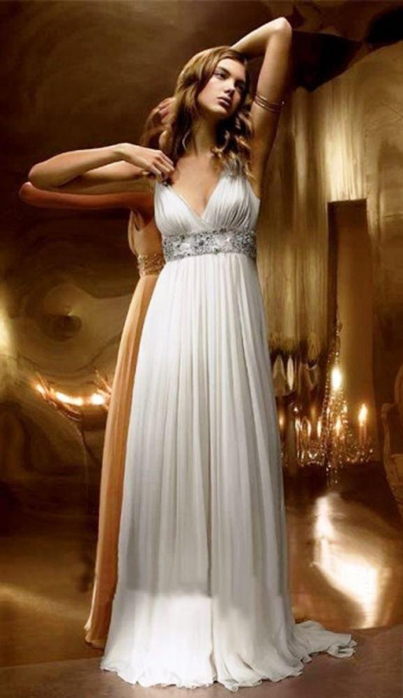 Вечірні сукні у грецькому стилі