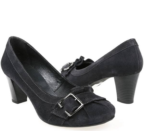 Вибираємо туфлі на низькому каблуці