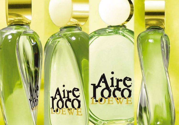 Витончений аромат Loewe Loco